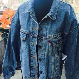 Vintage 80's Levi Trucker Jacket